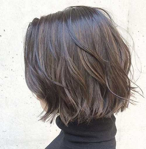 Bob Haircuts for Wavy Hair-7