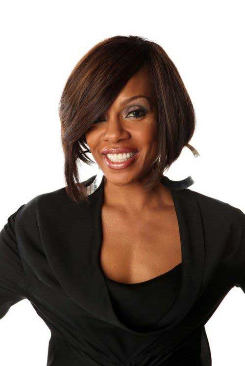 Gorgeous Short Bob Hairstyles for Black Women