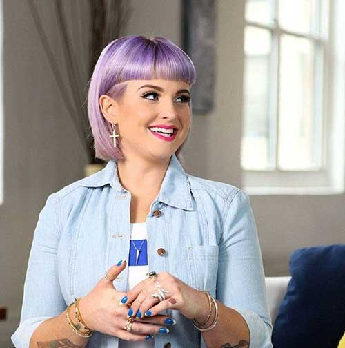 Kelly Osbourne Bob Hairstyles 2018-2018