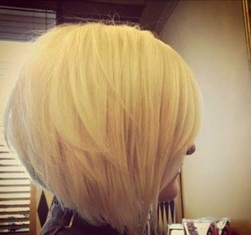 Short Bob Hairstyles Side View 2018