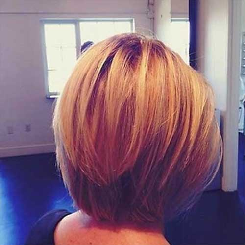 Ladies Bob Hairstyles Back View Looks