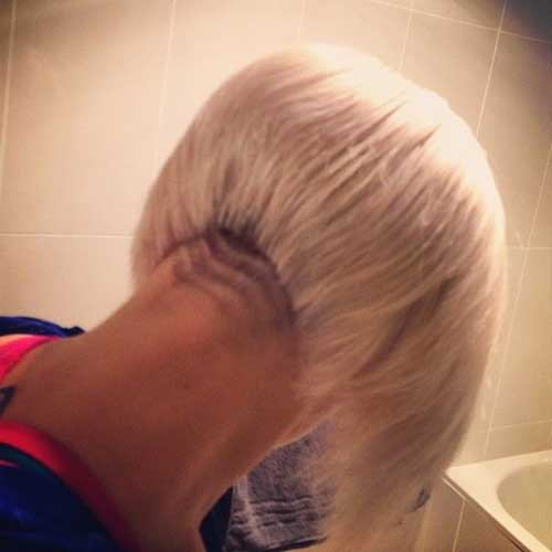 Concave Bobs with Undercuts