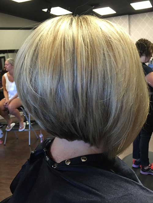 Inverted Bob Back View-13