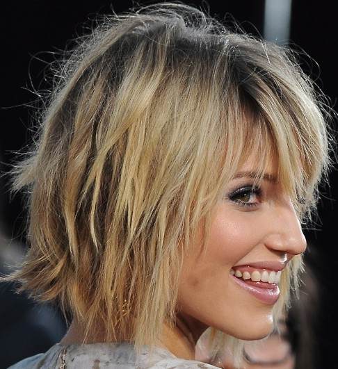 Shaggy Bob Haircut-Ideen 2018