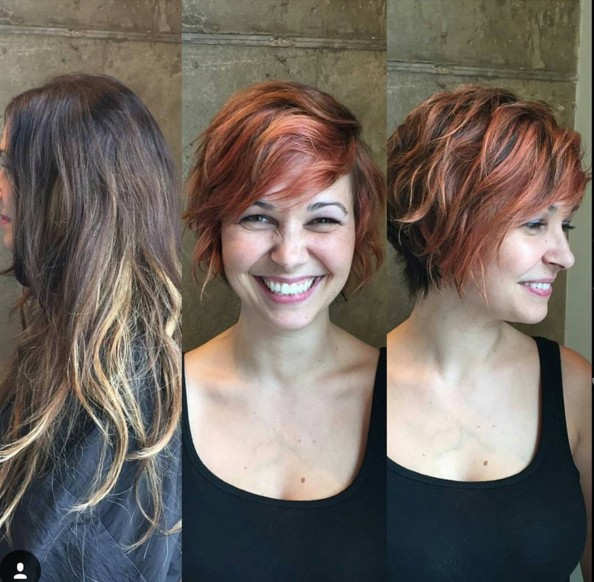 Best Short Haircut for Women and Girls 2018