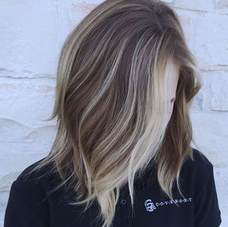 Layered Bob Hairstyles 2018 - 2018-18