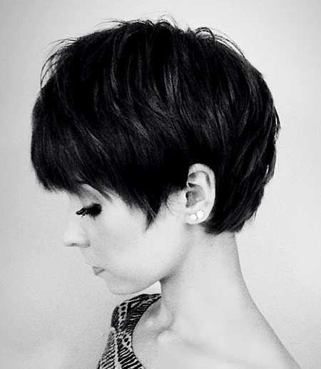 Short Hairstyles 2018 for Fine Hair