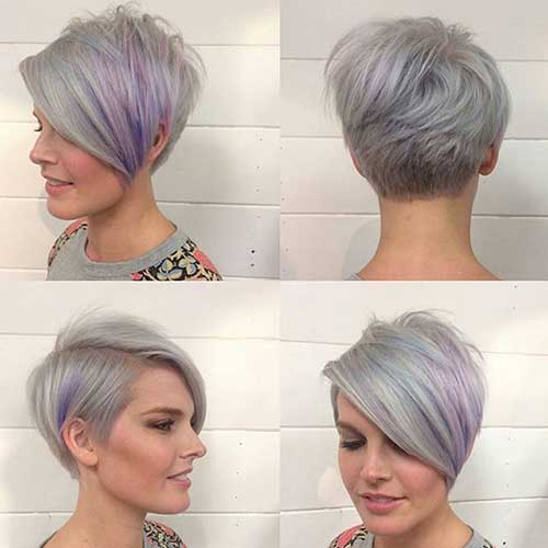 Cute And Easy Hairstyles For Short Hair-27