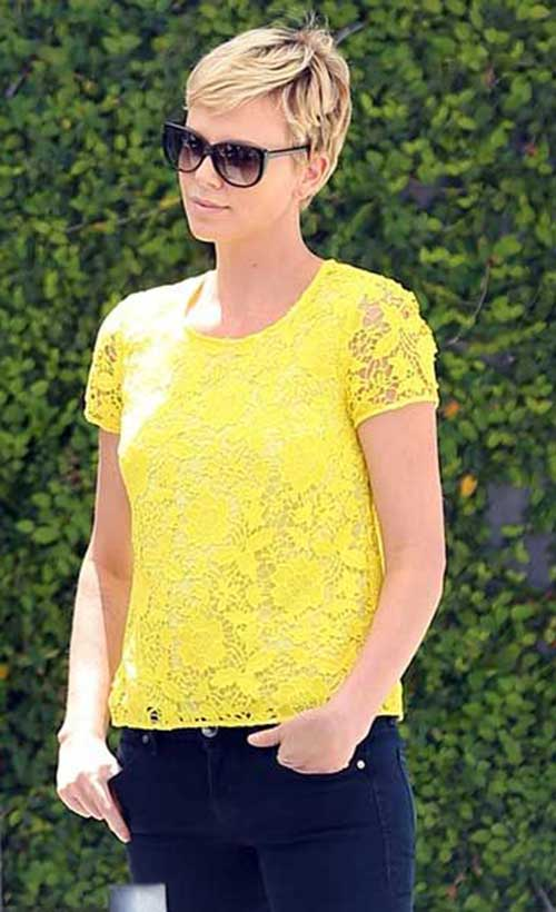 Charlize Theron Pixie Cuts-7