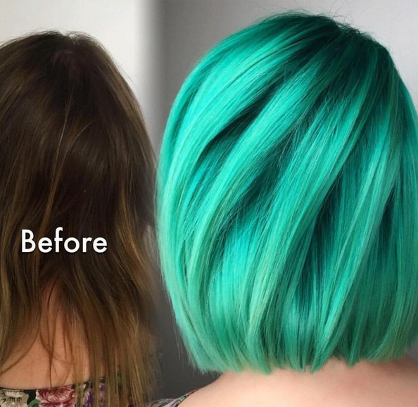 schöne-color-and-hair-design-transformation-short-straight-bob-haircut-2018