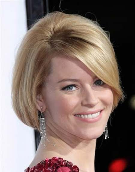 Lovely and Gorgeous Classic Bob Cut