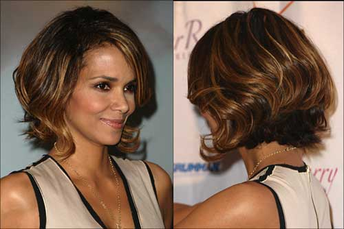 Thick Bobs Styles and Back Look 2018