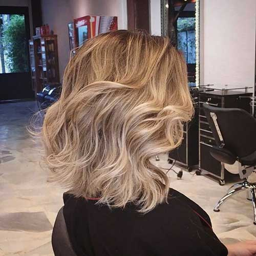 New Short Curly Hairstyles for Women - 20