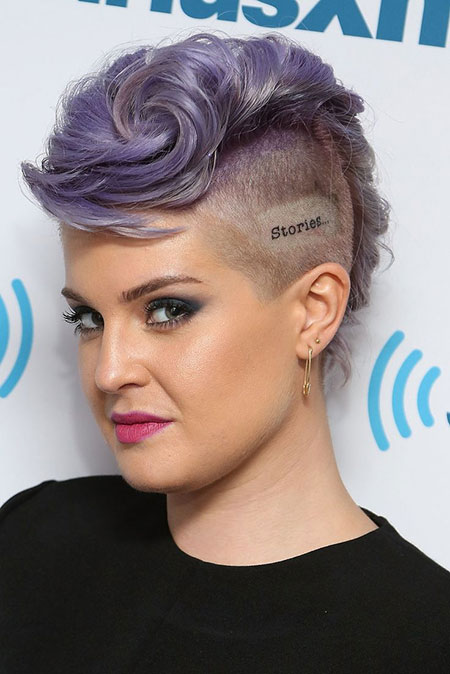 Hair Colors for Short Hair 2018_8