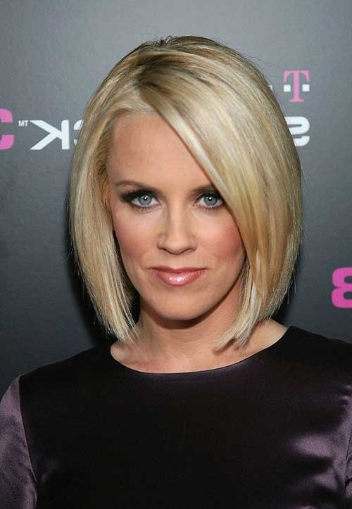 Nice Ladies Straight Bob Hairstyles