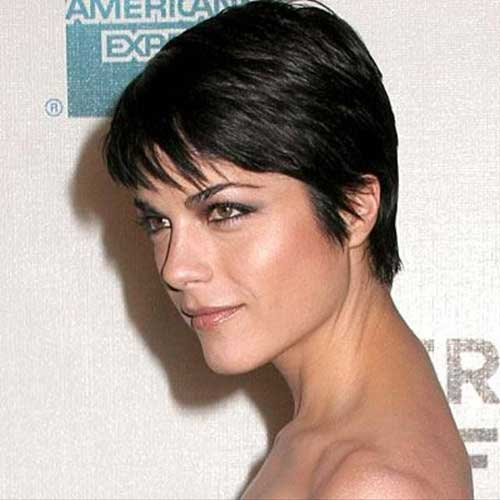 Brown Short Hair Colors-11