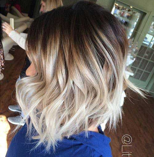 Trendy Short Hairstyles 2018-9