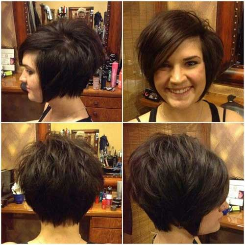 Brunette Short Haircuts-15