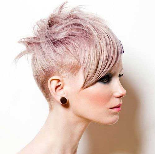 Funky Short Haircuts-8