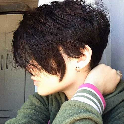 Short Hairstyles for Girls 2018 - 24