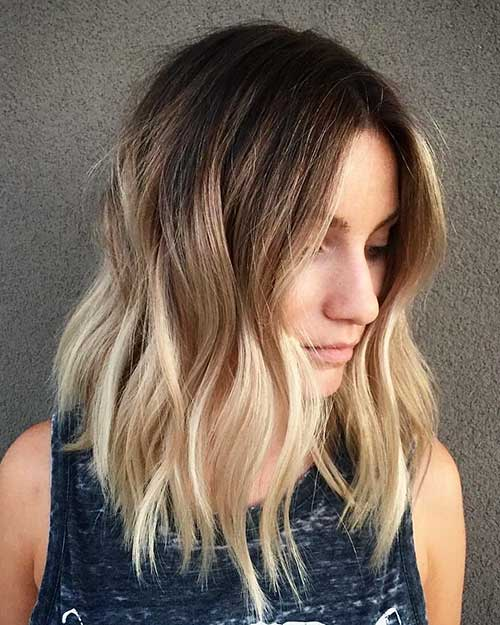 Hairstyles for Short Hair 2018 - 24