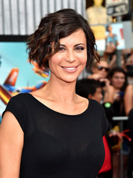 Hair Catherine Bell 2018