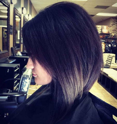 Layered Bob Hairstyles 2018 - 2018-5