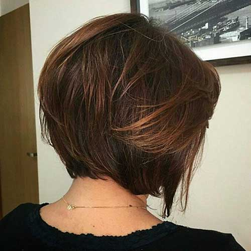Short Layered Haircuts 2018 - 19