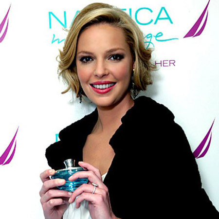 Katherine Heigl's Amazing Bob Cut