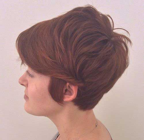 Short Haircuts for Thick Straight Hair-14