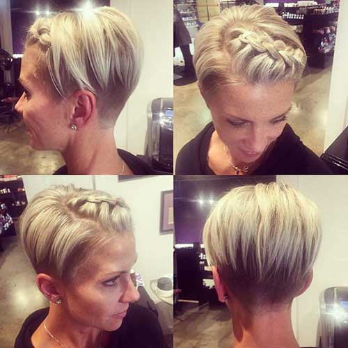 Braids for Short Hairstyle - 11