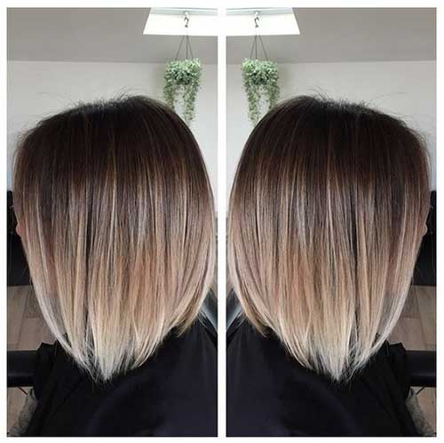 Ombre Short Hairstyles-9