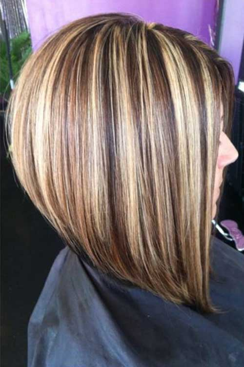 Highligthed Bobs Cut Ideas 2018