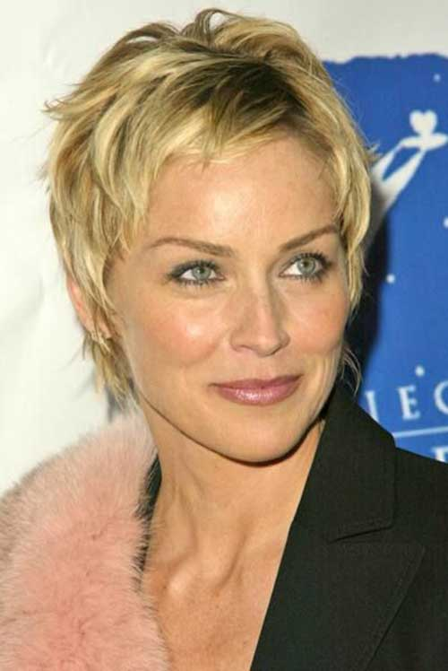 Chic Pixie Hairstyles 2018 2018