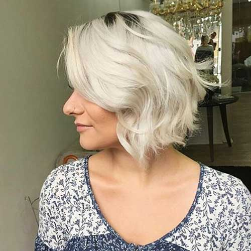 Short Haircuts for Women 2018 - 8