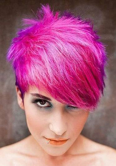 Short Hairstyles Color Women