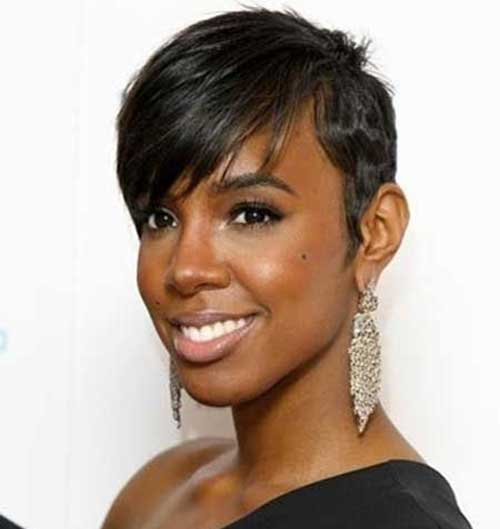Short Hairstyles Black Women-16