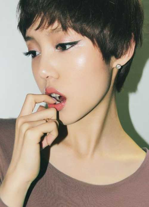 Asian Pixie Cut-9