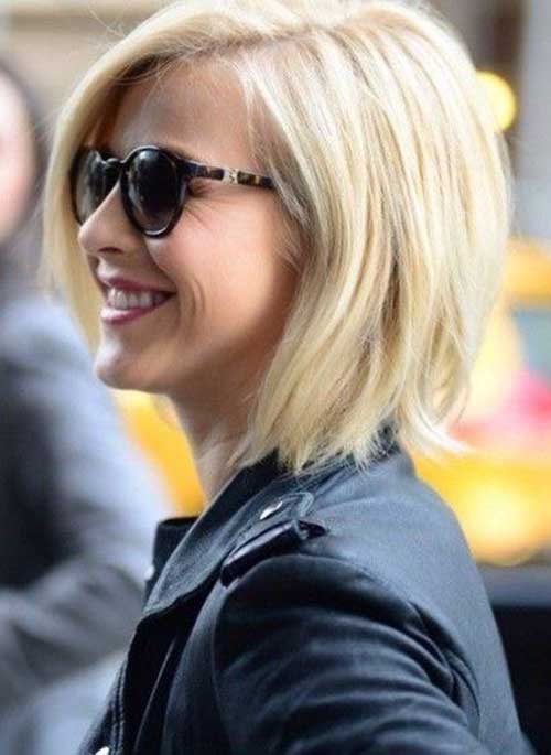 Ladies Bob Hairstyles Side View Look
