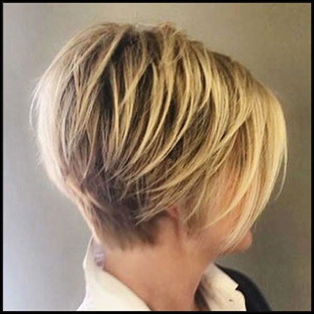 Short Layered Hairtyles 40