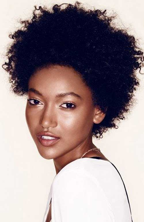 Curly Short Hairstyles for Ladies-6
