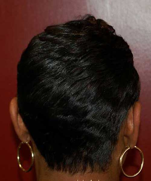 Short Hairstyles For Black Women 2018-8