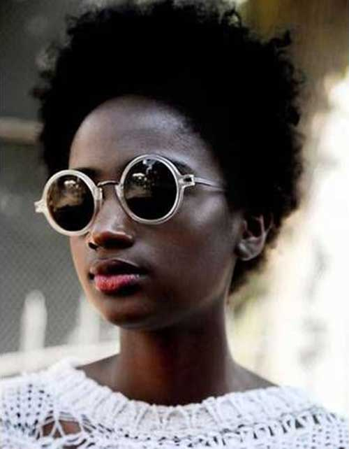 Short Hairstyles For Black Women 2018-16