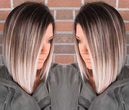 Ombre Short Hairstyles-15