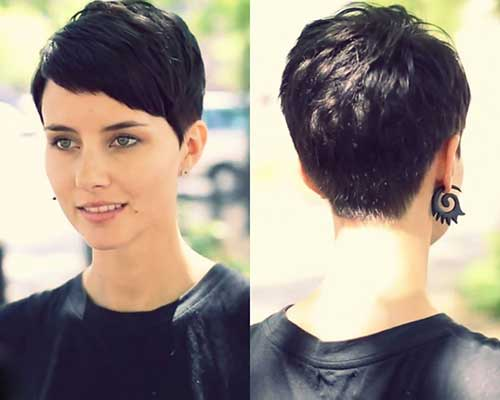Cute Hairstyles for Short Hair-33