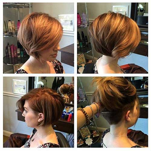 Trendy Bobs Hairstyles