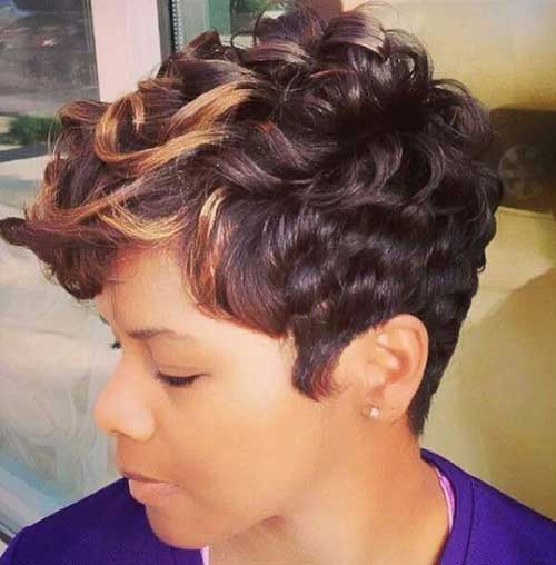 Cute Hairstyles for Black Girls-13