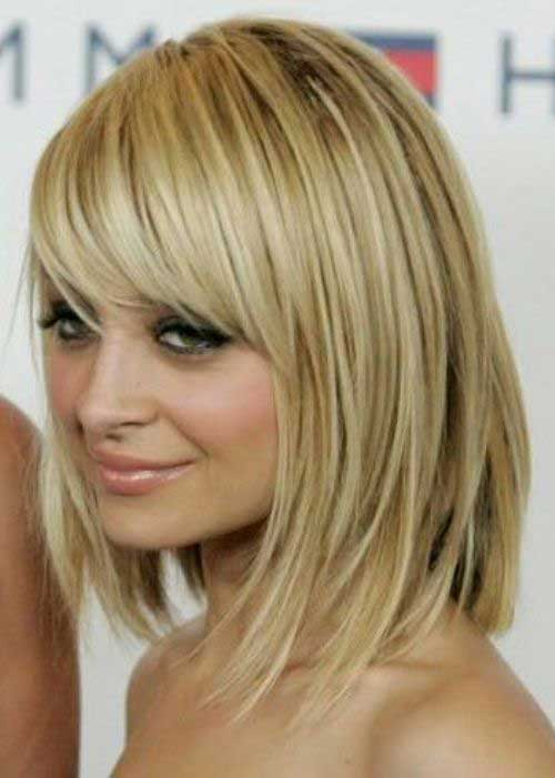 Best Textured Long Bob Hairstyle
