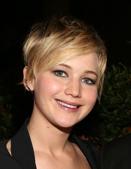 Celebrity Pixie Haircut