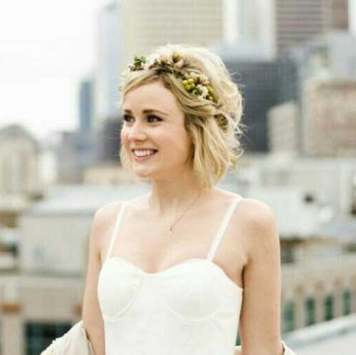 Wedding Short Hairstyles-14